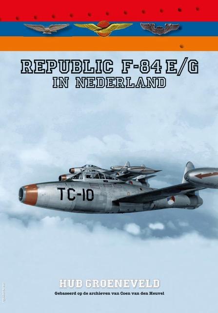 Boek F-84E/G Thunderjet.